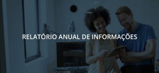 Relatório anual de informações